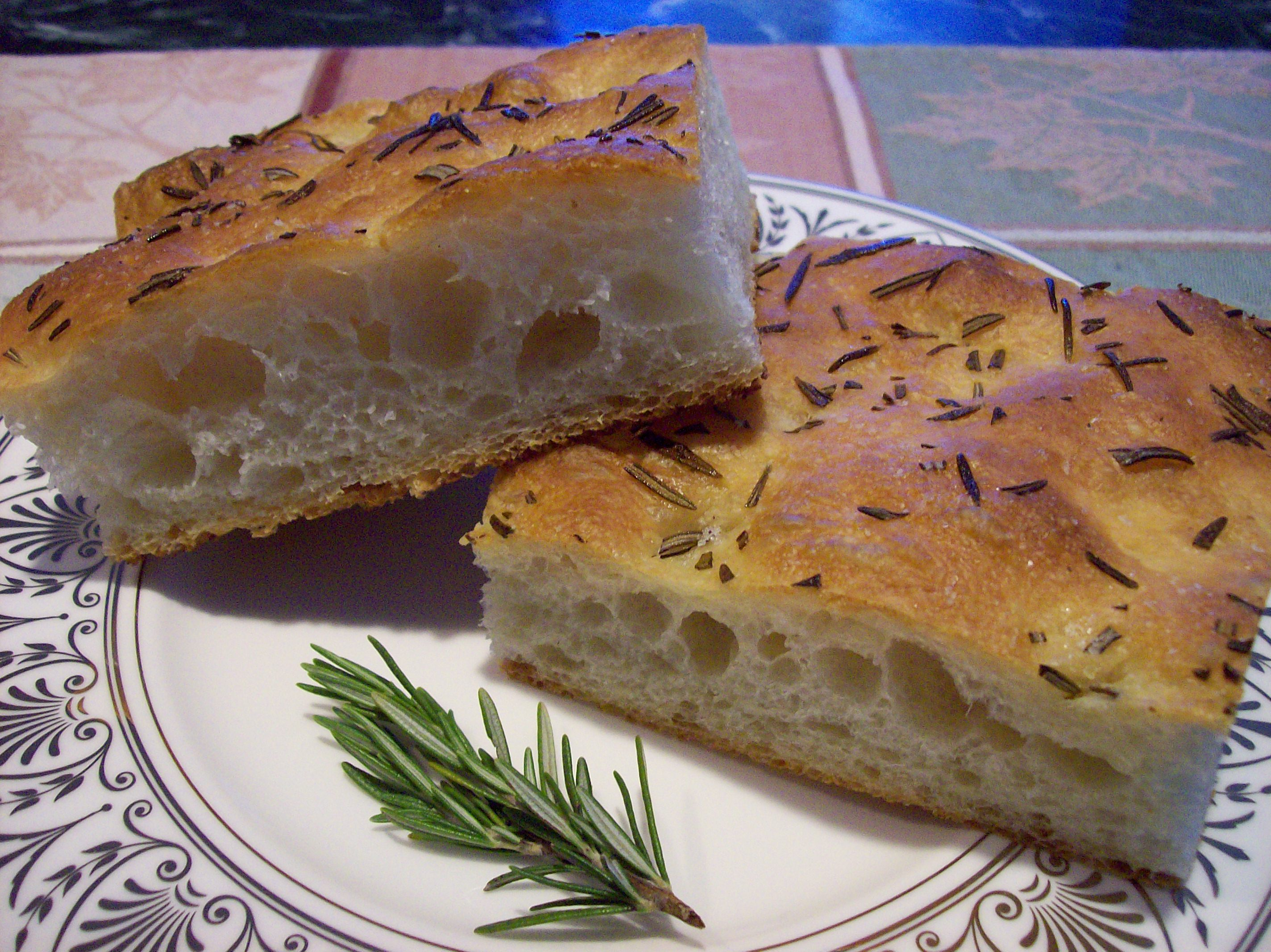 Rosemary Focaccia | Bread cetera