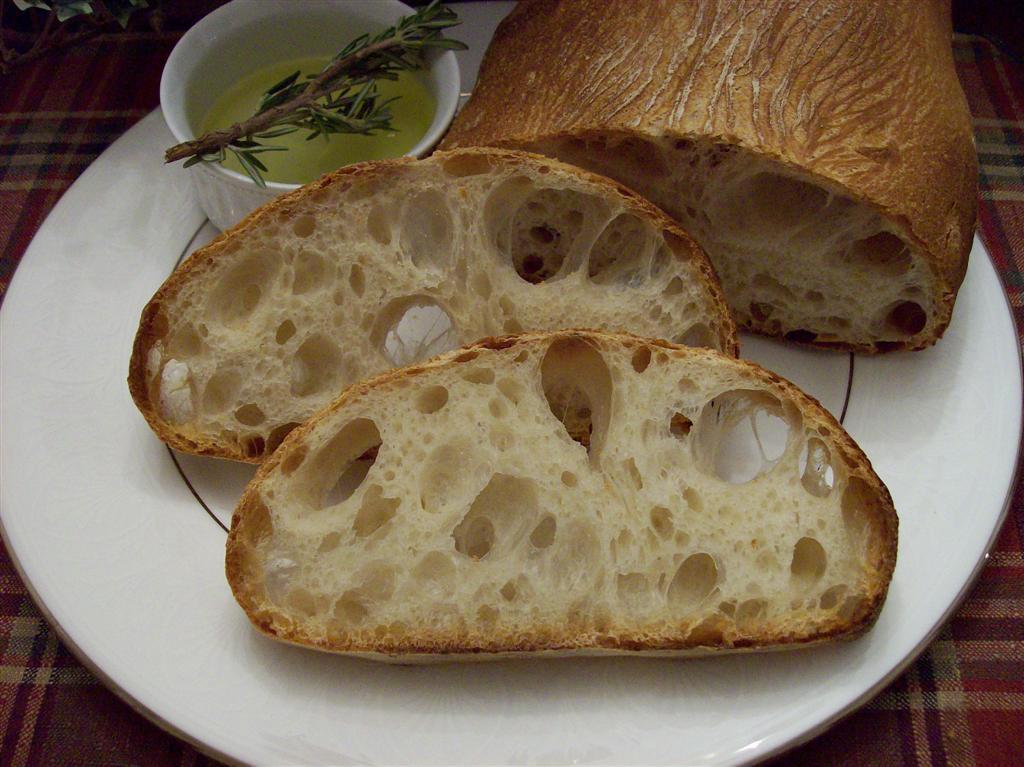 Ciabatta bread machine recipe